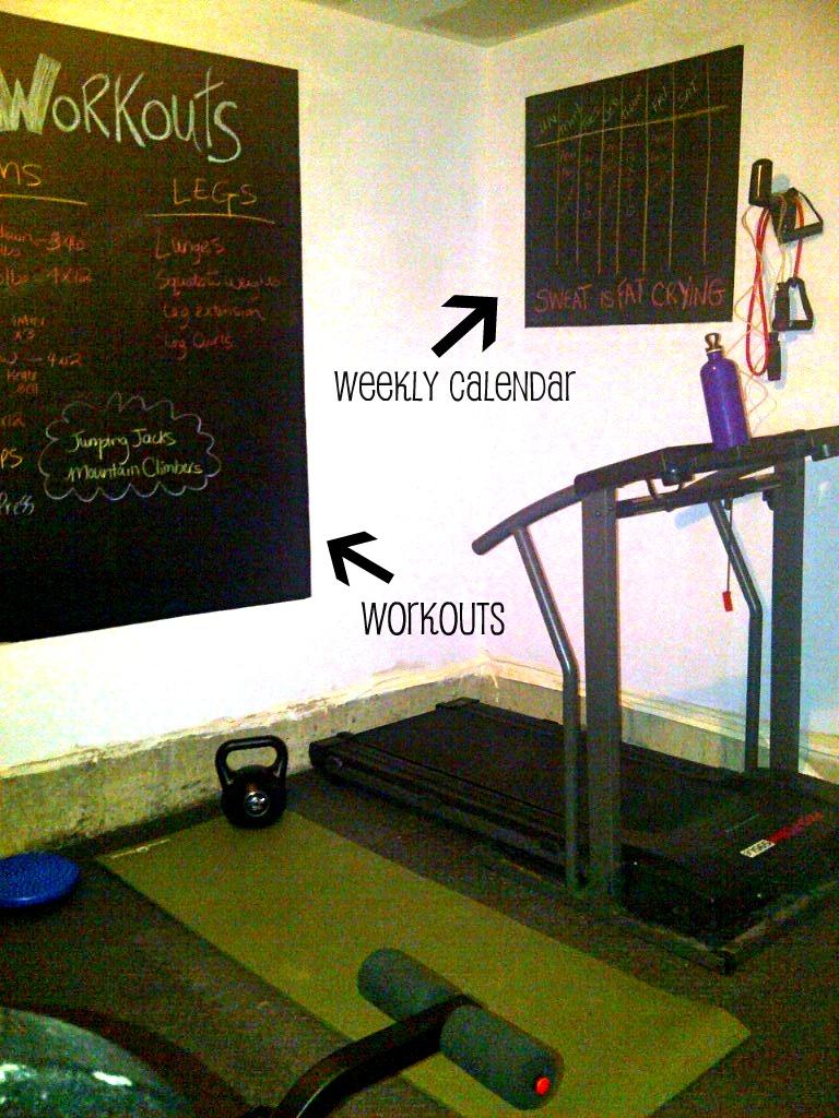 Home Gym Update Twobertis