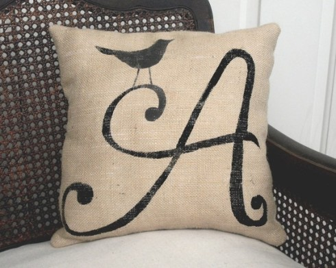 http://www.etsy.com/listing/62717099/bird-letter-custom-monogram-pillow