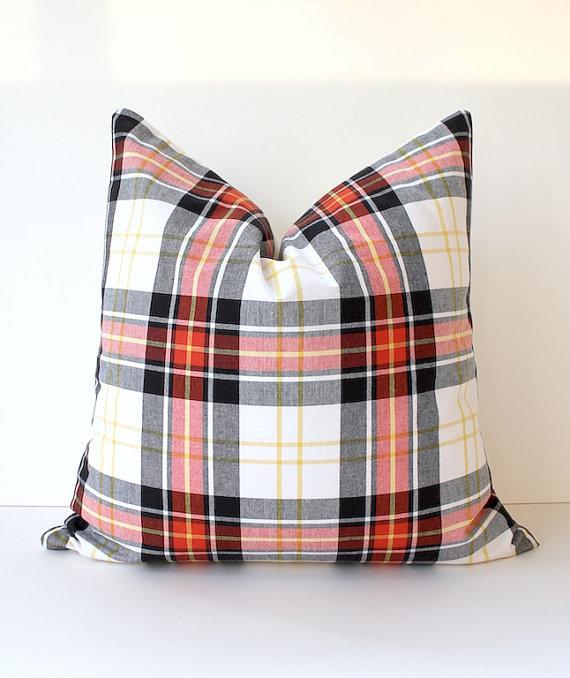 http://www.etsy.com/listing/85201605/modern-plaid-designer-pillow-cover-20