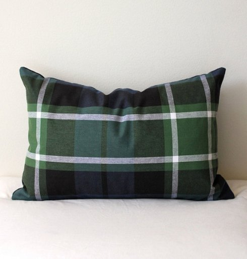 http://www.etsy.com/listing/84806930/plaid-tartan-decorative-designer-pillow