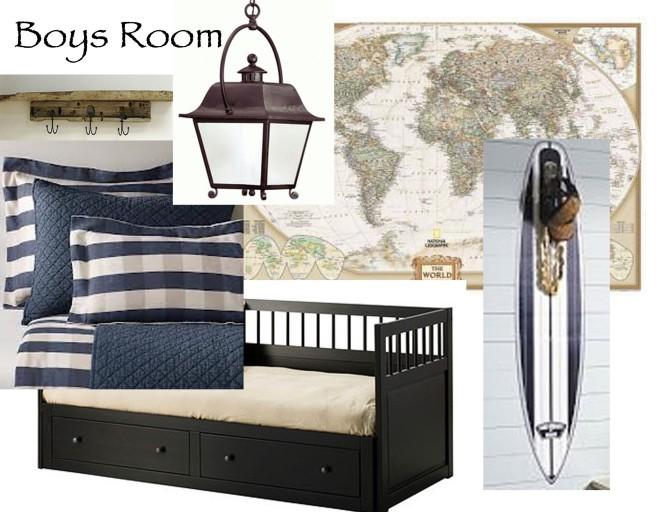 Ambre - Coles room