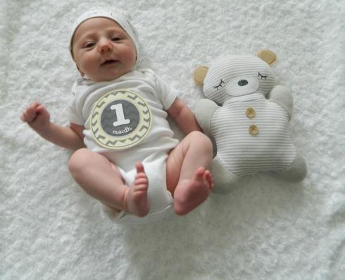 logan - 1 month
